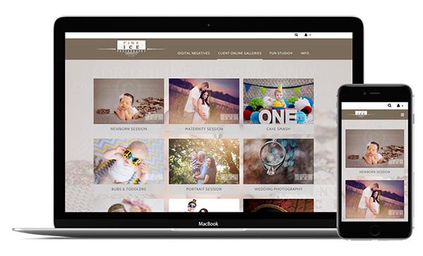 Create a Photography Website - Sell Photos Online - Fotomerchant