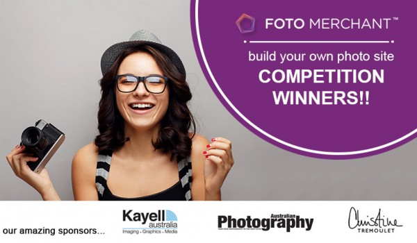 build your own photography website winners hero